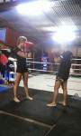 Тайский бокс или как мы стали Рэмбо в юбке.